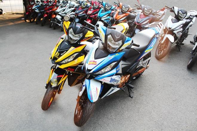 1.000 biker va 300 mau do WINNER hoi tu hinh anh 7