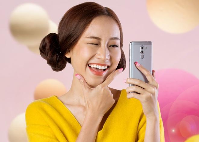 Huawei GR5 Pro nang cap cau hinh, giu nguyen thiet ke hinh anh