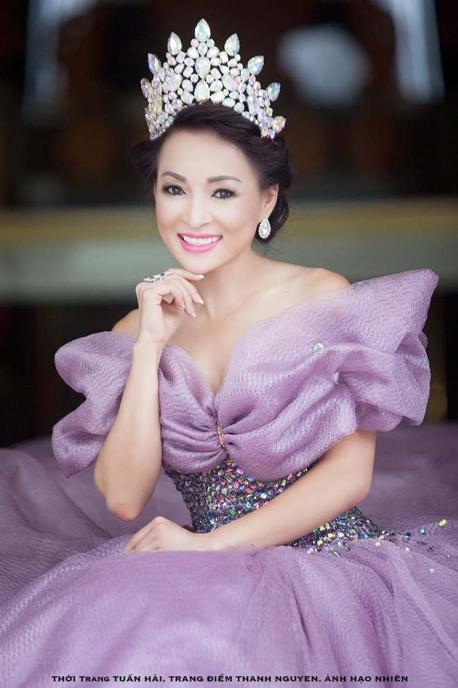 Heather Truong ngoi ghe nong 'Ms Vietnam Beauty International Pageant' hinh anh 1