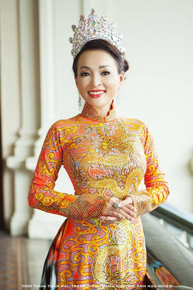 Heather Truong ngoi ghe nong 'Ms Vietnam Beauty International Pageant' hinh anh 2