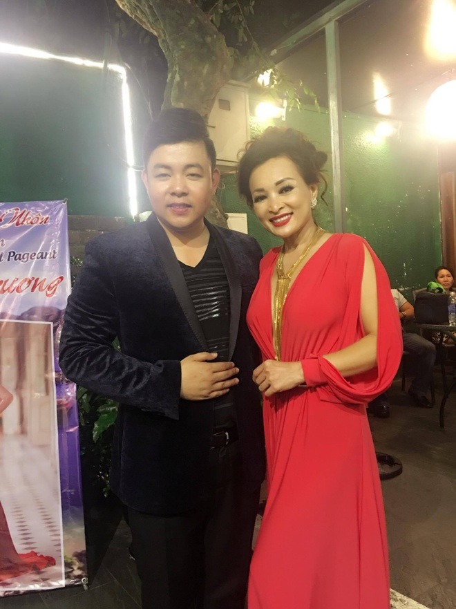 Heather Truong ngoi ghe nong 'Ms Vietnam Beauty International Pageant' hinh anh 7