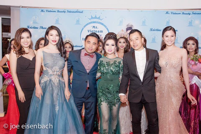 Heather Truong ngoi ghe nong 'Ms Vietnam Beauty International Pageant' hinh anh 3