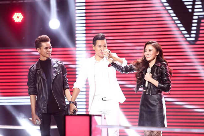 Huyen Dung nhan 'con mua' loi khen sau vong doi dau tai The Voice 2017 hinh anh 1