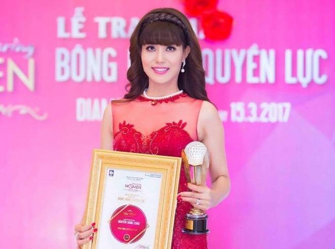 A hau Bang Chau rang ro tai le ton vinh Bong hong quyen luc 2017 hinh anh