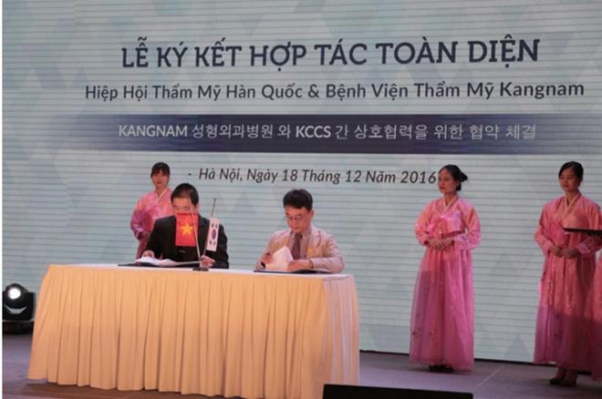Hiep hoi tham my Han Quoc KCCS dao tao chuyen sau lan 2 tai Viet Nam hinh anh 4