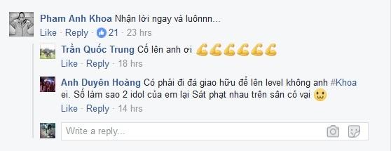 Ha Le, Pham Anh Khoa hua hen 'tranh dau' tai Sony M.A.G Show hinh anh 2