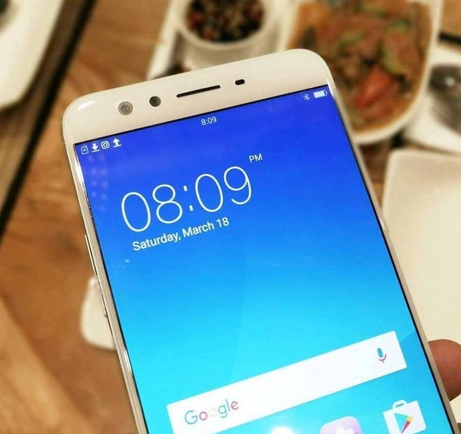 Chan dung Oppo F3 Plus qua tin don: 2 may anh Selfie, RAM 4 GB hinh anh 2