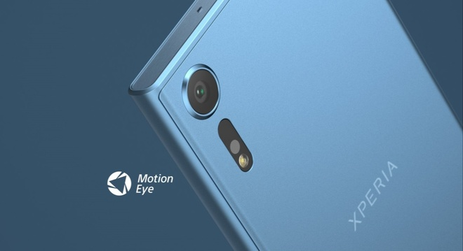 Xperia XZs anh 1