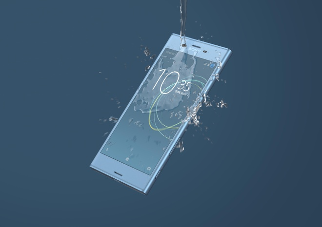 Xperia XZs anh 2
