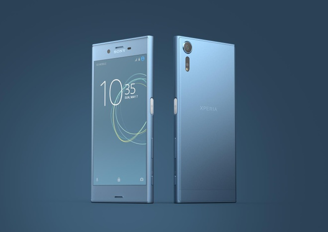 Xperia XZs anh 5