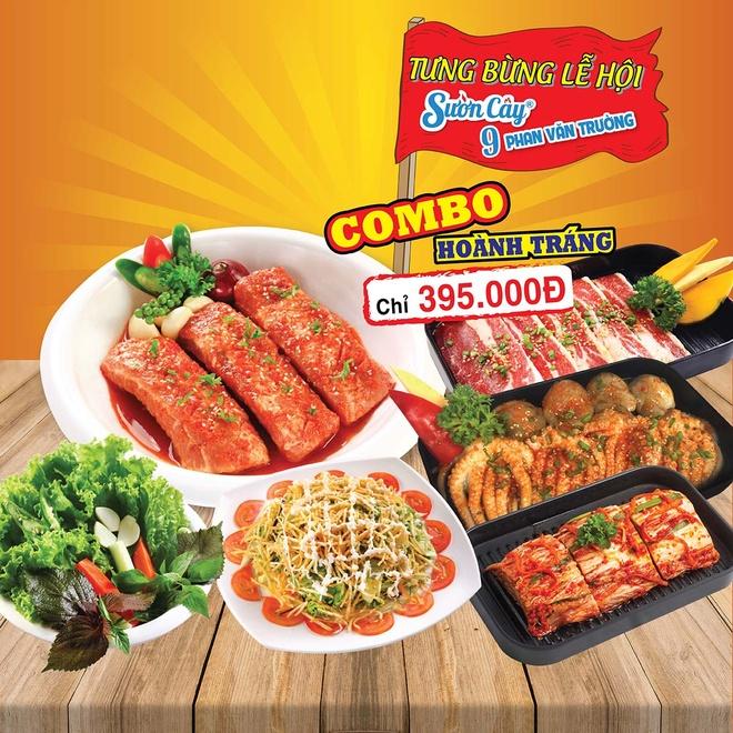 Thuong thuc buffet bia tuoi 99.000 dong tai Suon Cay Phan Van Truong hinh anh 3