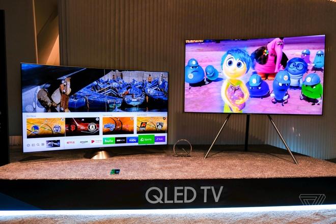 TV QLED 2017 cua Samsung dat chung nhan UHD Premium hinh anh 3