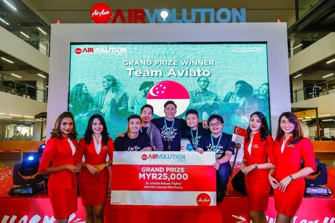 CEO AirAsia: 'Da den thoi cua hang khong so' hinh anh 1