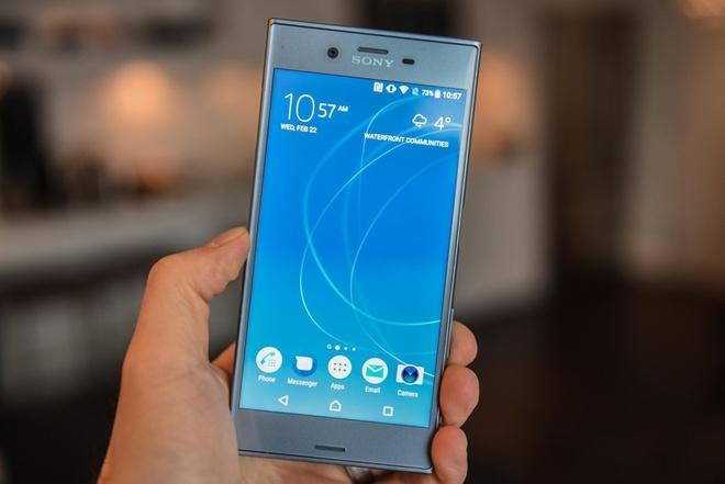 khuyen mai cua Sony Xperia XZs anh 1