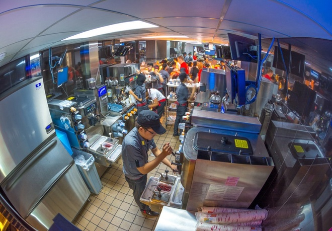 McDonald's Viet Nam anh 1