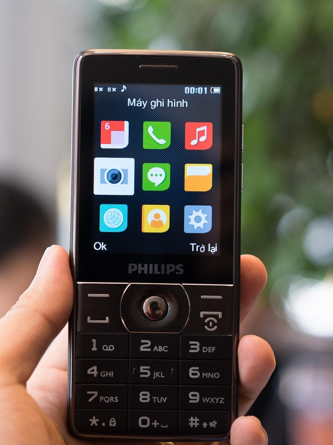 dien thoai Philips anh 10