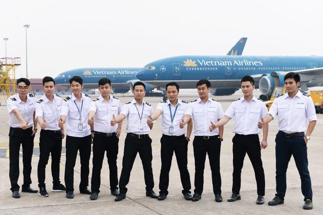 Hau truong MV 'Bay len Viet Nam' cua thanh nien Vietnam Airlines hinh anh 7