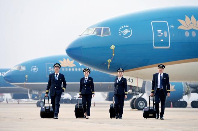 Hau truong MV 'Bay len Viet Nam' cua thanh nien Vietnam Airlines hinh anh 1