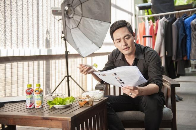 MC Phan Anh: 'Thanh cong nho duy tri muc tieu 6 viec moi ngay' hinh anh