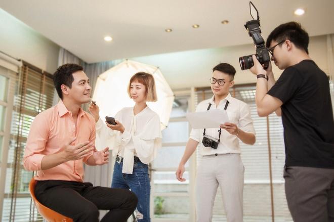 MC Phan Anh: 'Thanh cong nho duy tri muc tieu 6 viec moi ngay' hinh anh 2