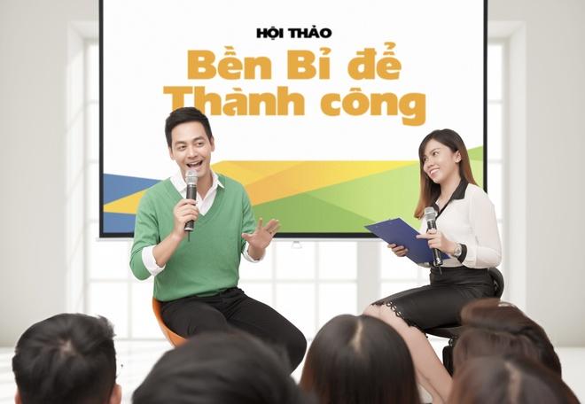 MC Phan Anh: 'Thanh cong nho duy tri muc tieu 6 viec moi ngay' hinh anh 4