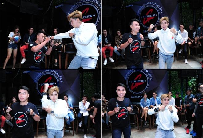 Chi Dan hoi ngo fan tai buoi hop mat G-Collector lan 2 hinh anh 4