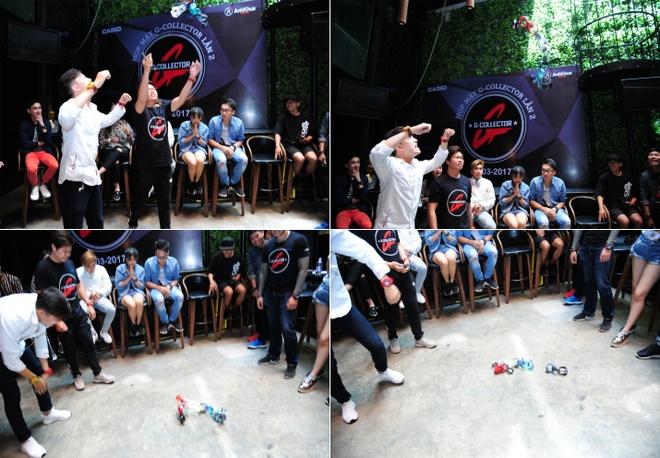 Chi Dan hoi ngo fan tai buoi hop mat G-Collector lan 2 hinh anh 6