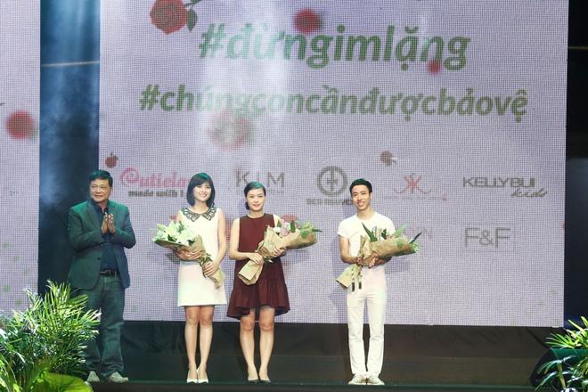 5 guong mat dung sau thanh cong cua 'Vietnam Junior Fashion Week 2017' hinh anh 1