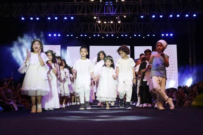 5 guong mat dung sau thanh cong cua 'Vietnam Junior Fashion Week 2017' hinh anh 2