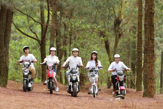 PEGA (HKbike) ky vong chiem 30% thi phan xe dien Viet Nam nam 2017 hinh anh 4