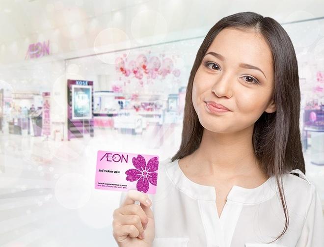 Uu dai den 50% trong ngay hoi thanh vien tai AEON Mall Tan Phu Celadon hinh anh