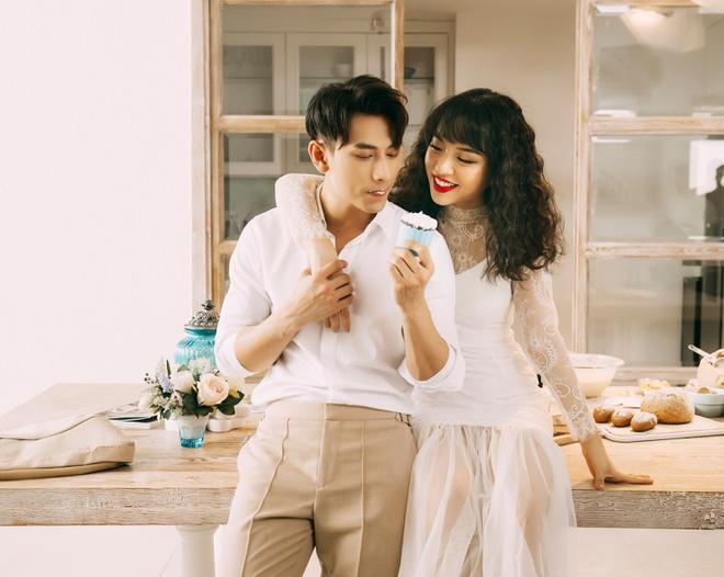Isaac tinh tu cung 'phien ban Ha Tang' trong MV moi hinh anh 6