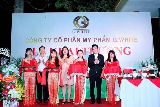 My pham G-White khai truong chi nhanh Bac Ninh hinh anh 3