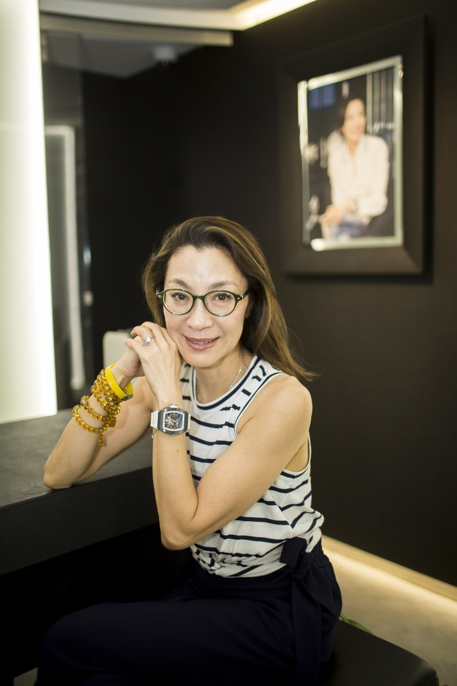 Duong Tu Quynh cung Jean Todt tham Richard Mille Ha Noi hinh anh 5