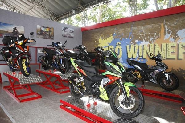 1.000 biker tham gia dieu hanh xe do tai TP.HCM hinh anh 1