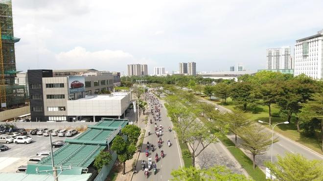 1.000 biker tham gia dieu hanh xe do tai TP.HCM hinh anh 5