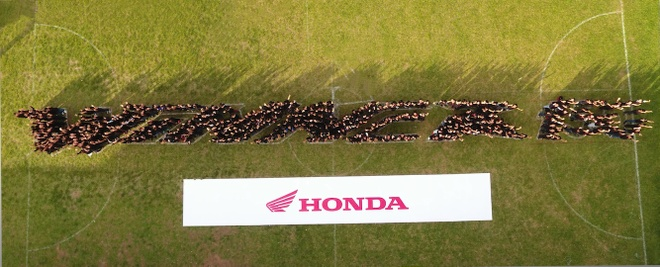 1.000 biker tham gia dieu hanh xe do tai TP.HCM hinh anh 8