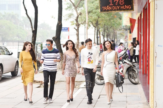 Dam Vinh Hung, Duong Trieu Vu cung hoc tro di lam dep hinh anh 1