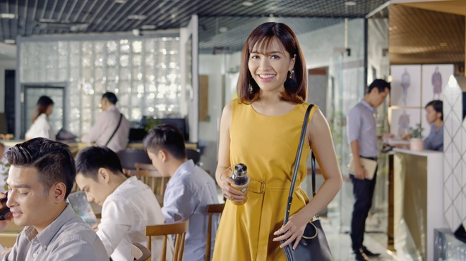 Phan ung da sac thai cua gioi tre truoc MV 'La la ngay moi' hinh anh 2