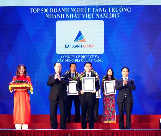 Dat Xanh vao top 150 doanh nghiep tang truong nhanh nhat Viet Nam hinh anh 1