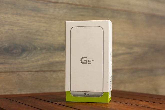 Smartphone LG G5 SE ve Viet Nam, gia 6,99 trieu dong hinh anh 1