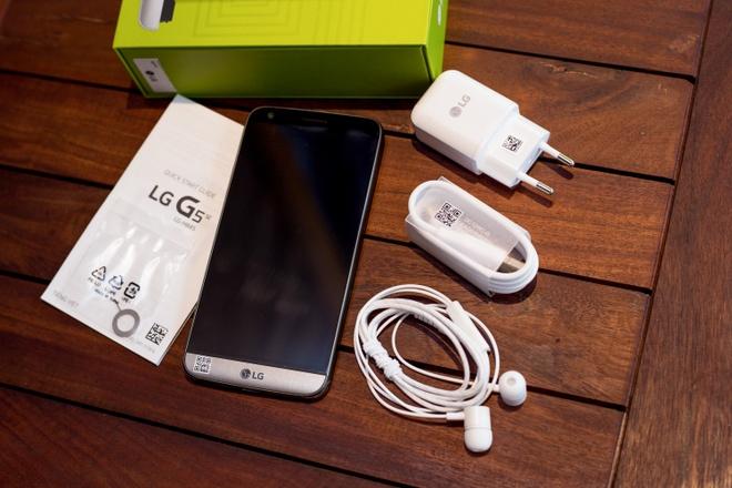 Smartphone LG G5 SE ve Viet Nam, gia 6,99 trieu dong hinh anh 2