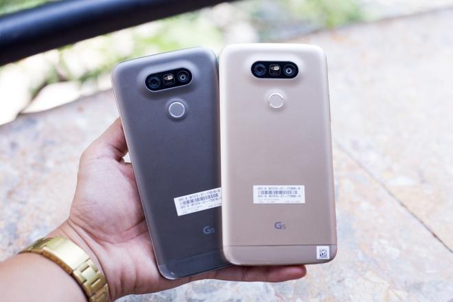 Smartphone LG G5 SE ve Viet Nam, gia 6,99 trieu dong hinh anh 3