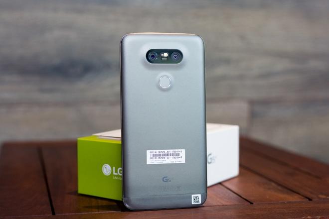 Smartphone LG G5 SE ve Viet Nam, gia 6,99 trieu dong hinh anh 4