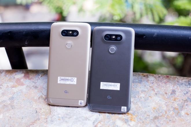 Smartphone LG G5 SE ve Viet Nam, gia 6,99 trieu dong hinh anh 7