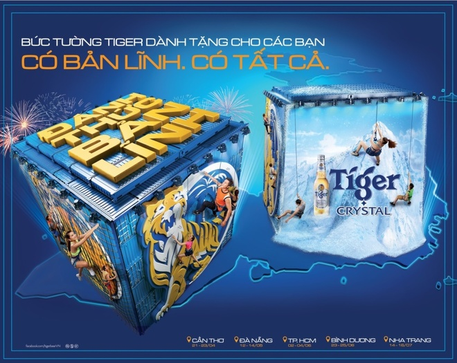 buc tuong Tiger 2017 anh 1