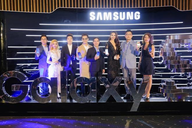 Dan sao Viet chia se nhung an tuong dau tien ve Samsung Galaxy S8 hinh anh 1