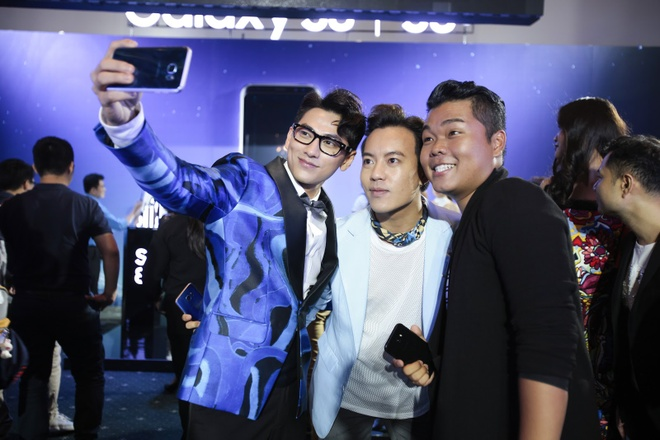 Dan sao Viet chia se nhung an tuong dau tien ve Samsung Galaxy S8 hinh anh 2