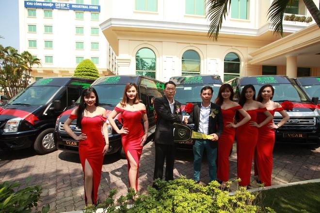Hai Phong Limousine anh 5