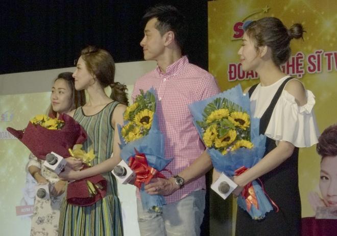SCTV moi sao TVB giao luu cung sinh vien Viet Nam hinh anh